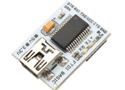 FTDI Basic 5V/3.3V USB to TTL MWC Programmer Serial Debugger Program Upload Tool